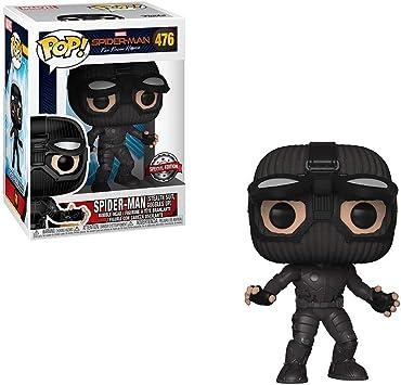 Amazon.com: Funko Pop. Marvel: Spider-Man Far from Home ...