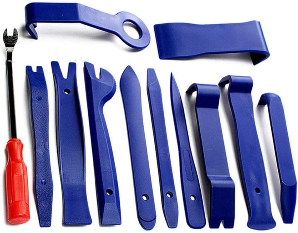 Car Panel Removal Tool 12pcs//set Repairing Loudspeaker Repair Audio Disassembly Practical Durable Interior