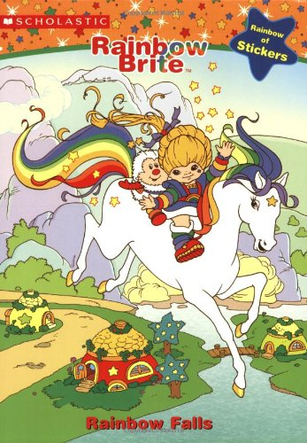 Rainbow Brite ebook