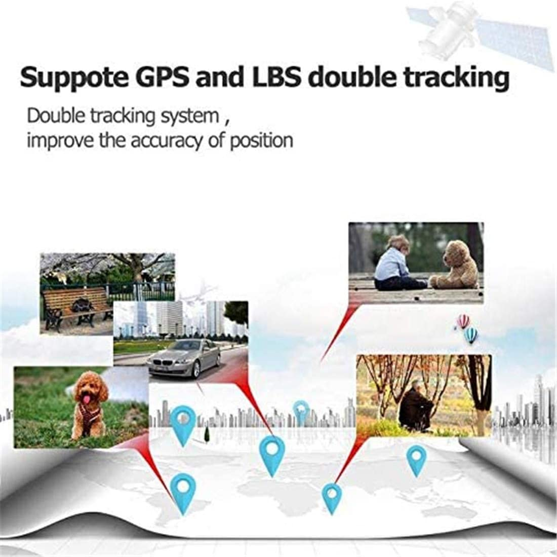GPS, Finders & Accessories Electronics & Photo Mini Tracker,GPS ...