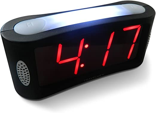 Alarm Clock Classic Simple Multiple Use Digital Alarm Clock for Table Office