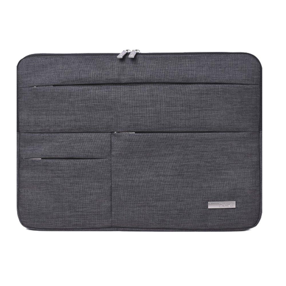 13 pouces Business Style étui en tissu imperméable à l'eau Housse pour ordinateur portable Macbook / Notebook