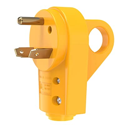 3. Kohree RV Plug Heavy Duty Powergrip