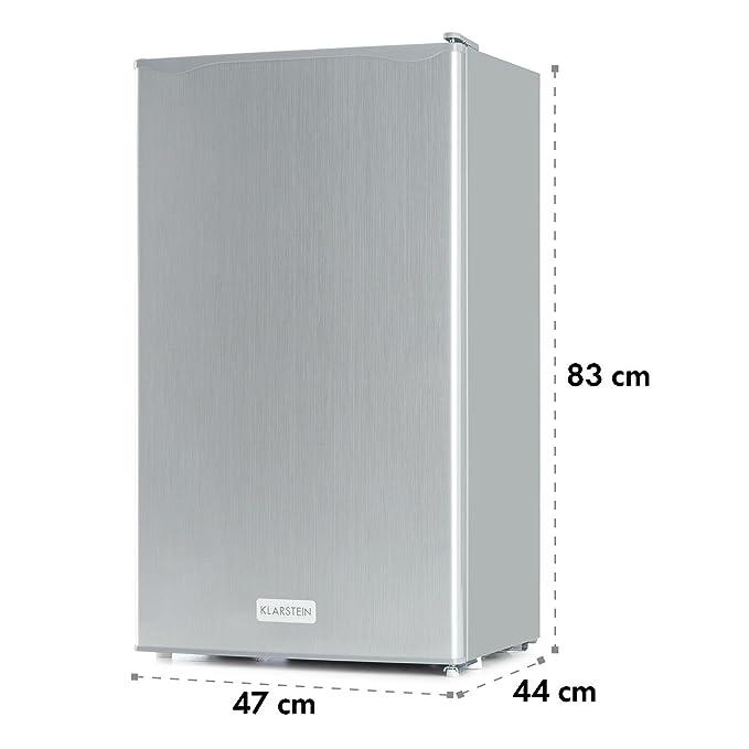 Klarstein Beerkeeper nevera compacta (92 litros capacidad, bajo ...