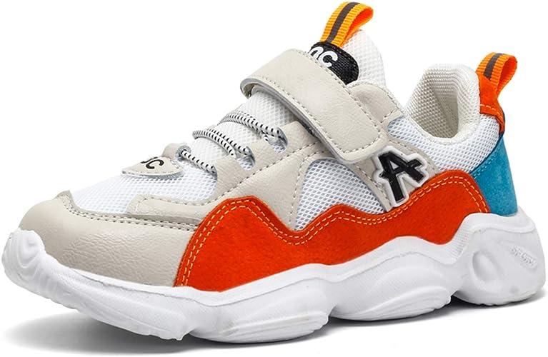 Chaussures de Sport Enfants Baskets Mode Garçon Chaussures de Running Fille Chaussures Basses Garçon Chaussures de Running sur Route Fille Chaussures