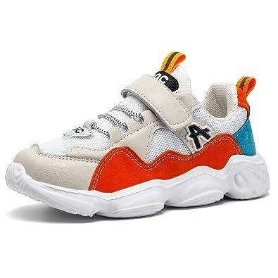7c2bbdc8722ec ZXSFC Mädchen Sportschuhe Jungen Sneaker Mädchen Turnschuhe Kinderschuhe Jungen  Laufschuhe Mädchen Hallenschuhe Jungen Fitnessschuhe Outdoor Schuhe