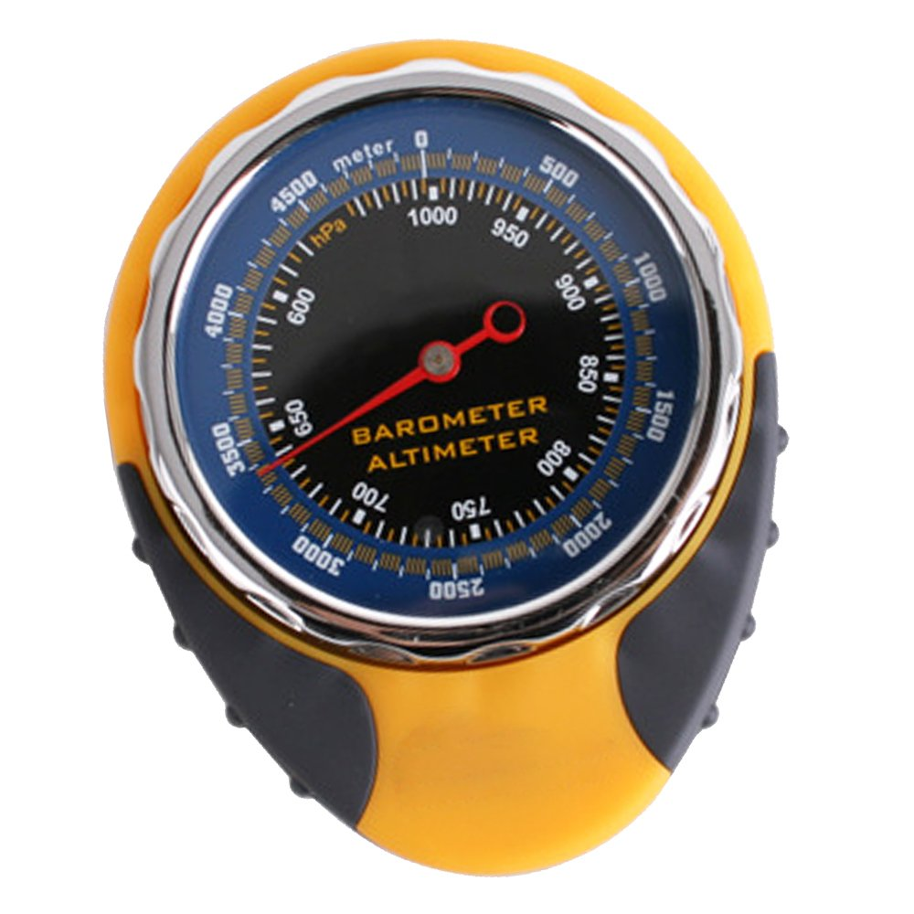 4 in1 Digital Altimeter Barometer Compass Thermometer for Outdoor Camping Hiking