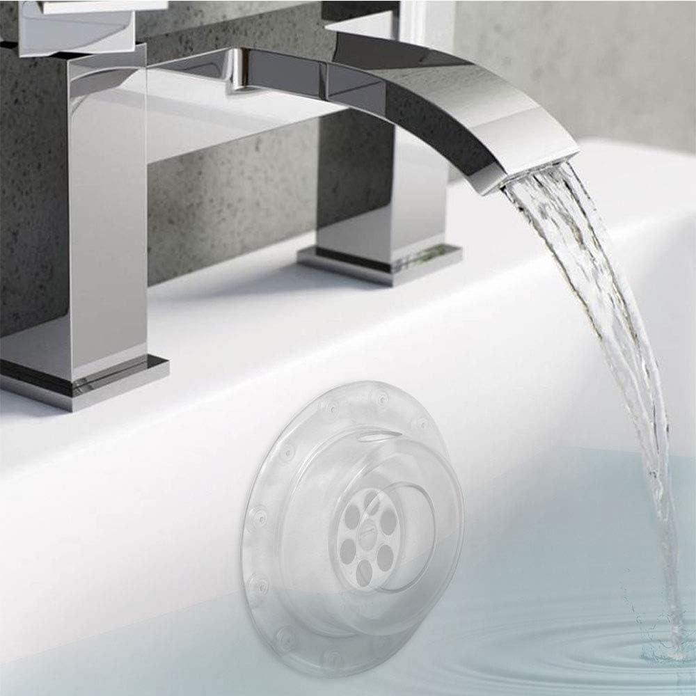 Futaikang Baignoire avec couvercle//bouchon daspiration pour /évier de cuisine salle de bain buanderie Overflow Drain Suction