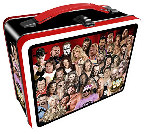 Aquarius WWE Legends Gen 2 Tin Storage Fun - Wwe Storage
