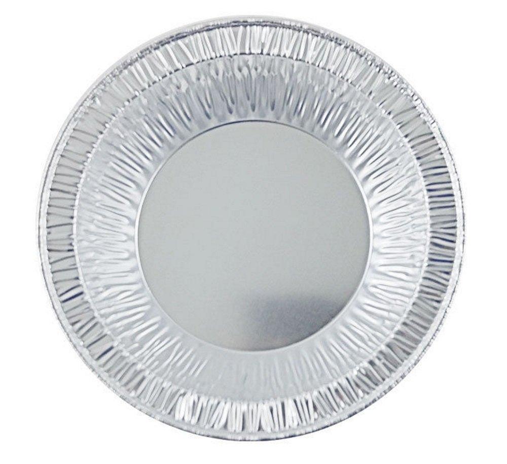 Pactogo 4 1/2'' Foil Tart Pan 7/8'' Deep - Mini Baking Pie Tins (Pack of 500) by PACTOGO (Image #4)