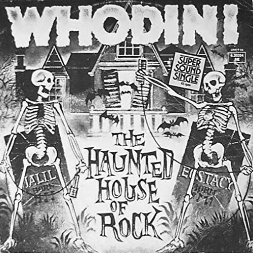Whodini - The Haunted House Of Rock - Jive - 6.20204, Jive - 6.20204 -