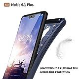 Nokia 6.1 Plus Case, Nokia X6 2018 Case, Sucnakp