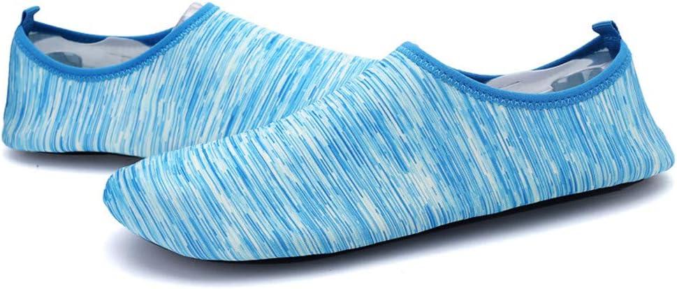 Zapatos De Agua, Pareja Zapatos De Playa Zapatos De Yoga para Hombres Zapatos De Vadeo para Mujeres Nadar Aguas Arriba Zapatillas De Deporte: Amazon.es: Deportes y aire libre