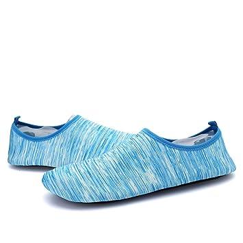 Zapatos De Agua, Pareja Zapatos De Playa Zapatos De Yoga ...