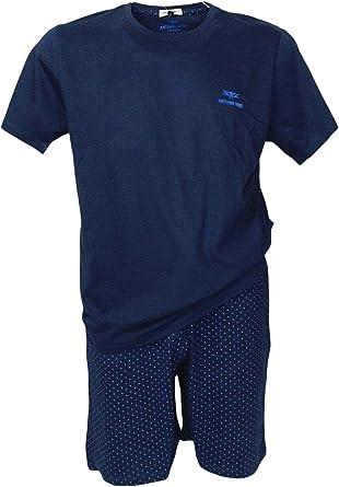ANTONIO MIRO - Pijama Hombre Hombre: Amazon.es: Ropa y accesorios