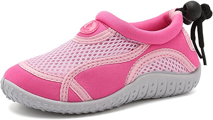 Toddler//Little Kid//Big Kid CIOR Boy /& Girls Water Aqua Shoes Swimming Pool Beach Sports Quick Drying Shoes