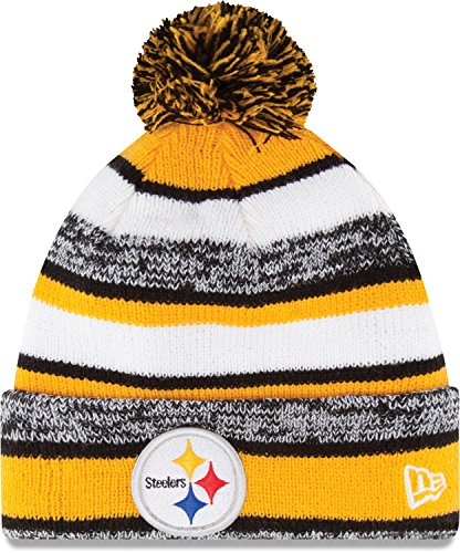f3d69f74568a3 Pittsburgh Steelers Knit Hat
