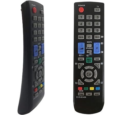 Mando a Distancia TV Compatible con Samsung v2: Amazon.es: Electrónica