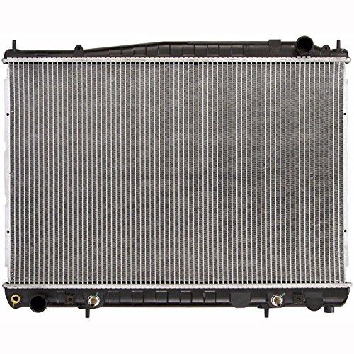 (Klimoto Brand New Radiator fits Infinit M45 2003-2004 Q45 2002-2006 4.5L V8 IN3010112 21460AR000 21460AR500 Q2426 CU2426 SBR2426 RAD2426 DPI2426)