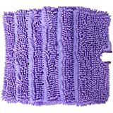 Generic Replacement Duster Pads Suitable for Shark Pocket Steam Mop S3501 (Pack of 6) (Purple)