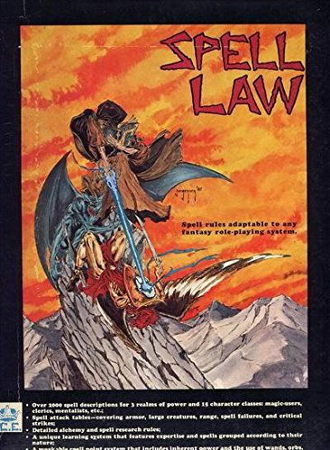 Spell Law (Rolemaster #1200)