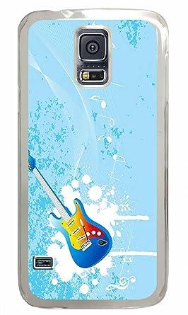 Transparente Carcasa para Samsung Galaxy S5 generación ...