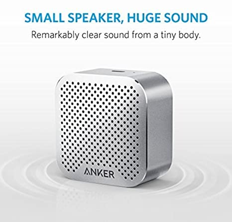 Review ANKER SoundCore nano Bluetooth