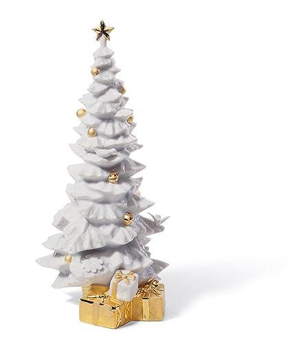 Lladro O Christmas Tree Re-Deco Porcelain Sculpture - Amazon.com: Lladro O Christmas Tree Re-Deco Porcelain Sculpture