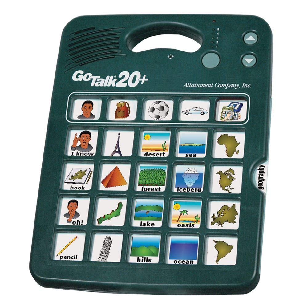 GoTalk Communicator 20+ by Go Talk