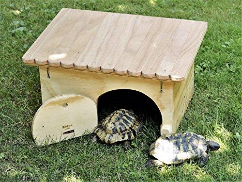 Tortuga deluxe casa rifugio per tartarughe di terra for Vaschetta tartarughe prezzo