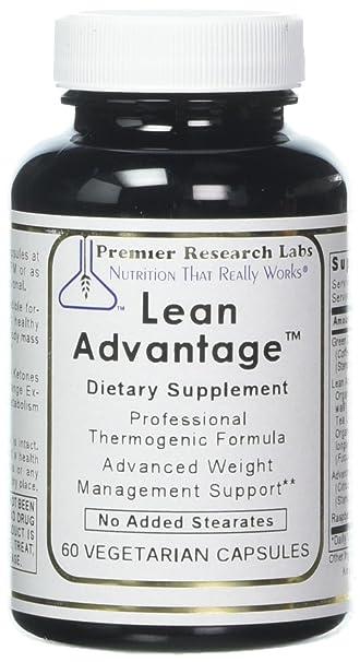 Amazon Com Premier Research Labs Lean Advantage Dietary Supplement