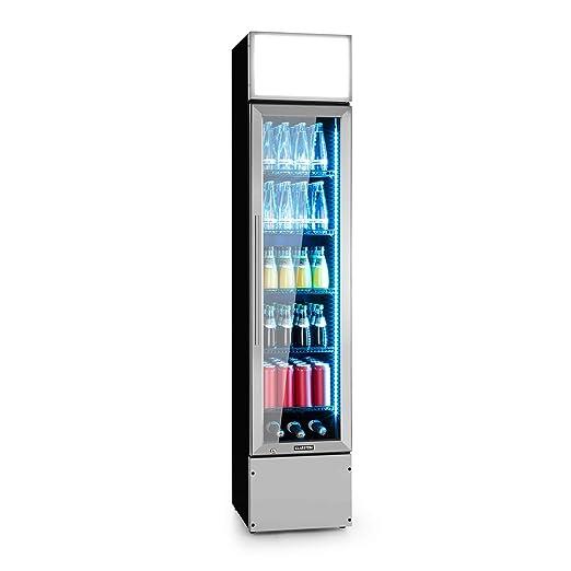 Klarstein Berghain Pro nevera de bebidas - 160 litros, 40 x 188 x ...