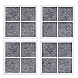 Air Filter Replacement for LG LT120F Kenmore Elite 469918 Refrigerator ADQ73214402, ADQ73214404 - 4 packs