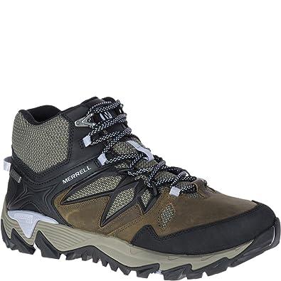 3691d107 Merrell Women's All Out Blaze 2 Mid Waterproof Hiking Boot