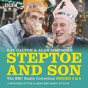 Steptoe & Son: Series 5 & 6 Radio/TV Program