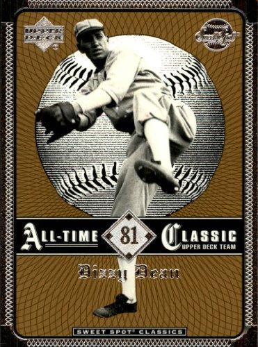 2002 Sweet Spot Classics Baseball Card #81 Dizzy Dean