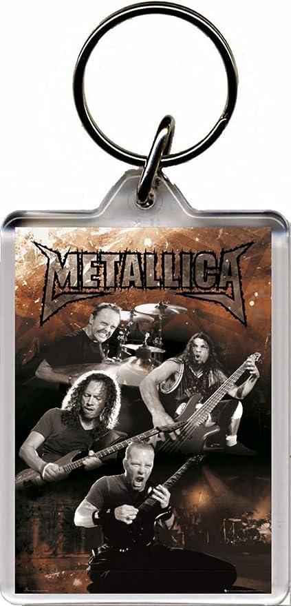 Metallica Llavero H: Amazon.es: Equipaje