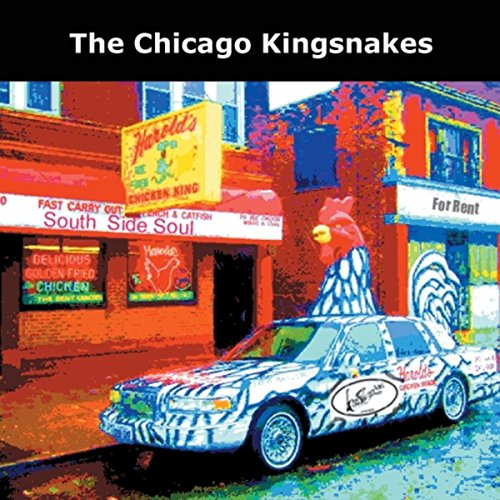 South Side Soul By The Chicago Kingsnakes On Amazon Music