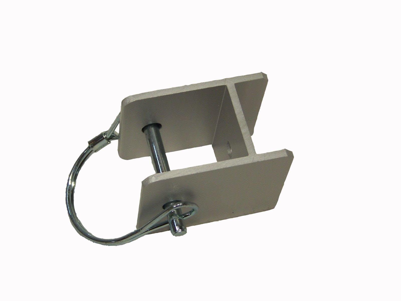 Bimini Top Hardware: Deck Hinge 1 1/4'' Square
