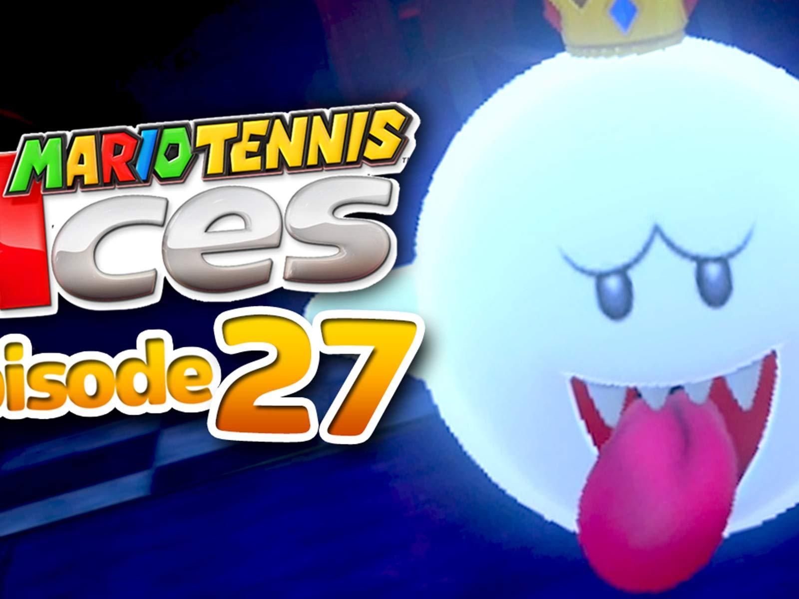 Clip: Mario Tennis Aces Gameplay - Zebra Gamer on Amazon Prime Video UK