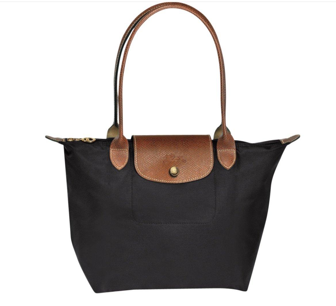 Le Pliage Shoulder Bag Small Black One Size