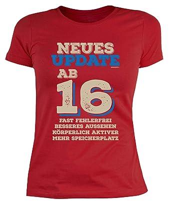 Trag Das Geschenk 16 Geburtstag Mädchen Leiberl Geschenk