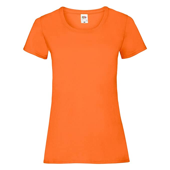 Pacchetto 3 T-Shirt Donna Magliette 100% Cotone Fruit of The Loom Prezzo  Stock  Amazon.it  Abbigliamento 85ba950e3ed8