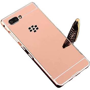 Amazon.com: BlackBerry KEY2 Mirror Case, Shiny Awesome Make ...