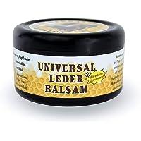 vom Pullach Hof Leren balsem universeel 250 ml met echte bijenwas voor de verzorging en reiniging van schoenen, leren…