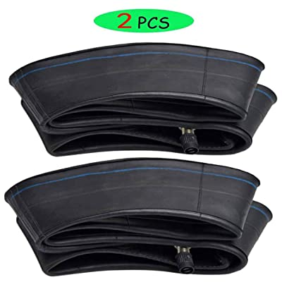 New 2.5-10 Inner Tube (2pcs) for Razor MX500 MX650, Honda Crf50 Xr50, Yamaha PW50, Suzuki JR50 DRZ70, KTM 50, Motovox MVX70, Heavy Duty Mini Dirt Bike 2.50/2.75-10 Inner Tube: Automotive