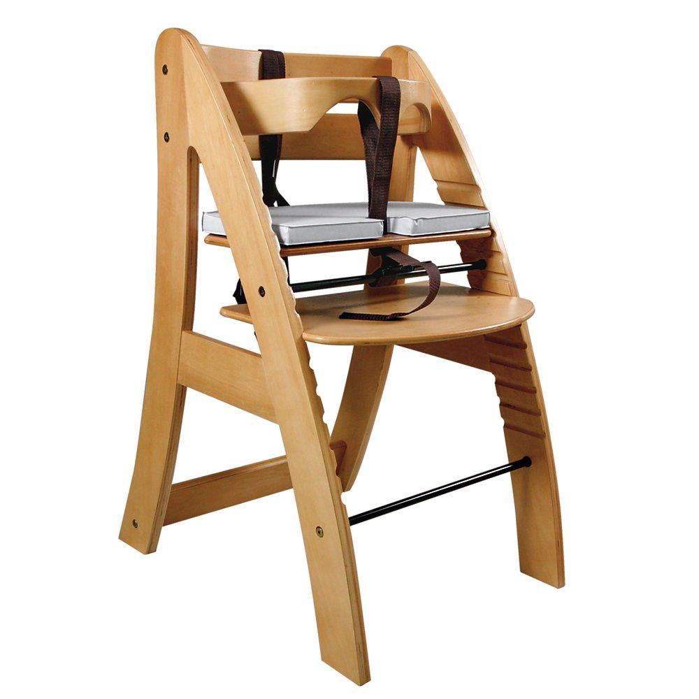 Amazon.com : Euro II Versatile Highchair/Chair NATURAL : Childrens  Highchairs : Baby