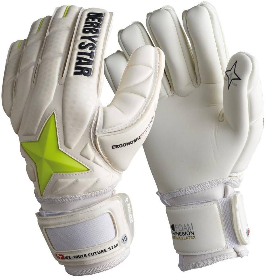 Derbystar APS White Future-gardien de but Gants-Blanc 2666