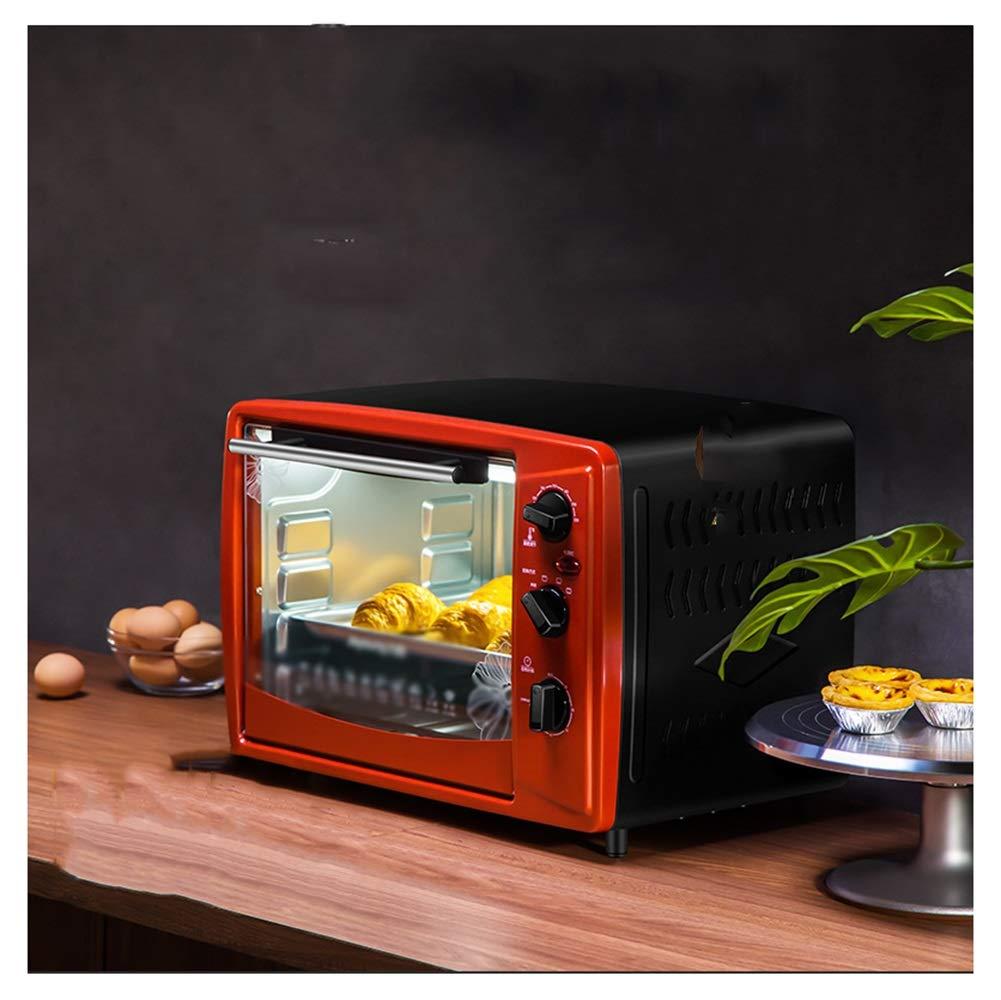 ZCYX オーブン-30 Lミニオーブン調理器具グリル、トースター調節可能な温度制御AndTimer-1400 W -7487 オーブン   B07QK8KSFS