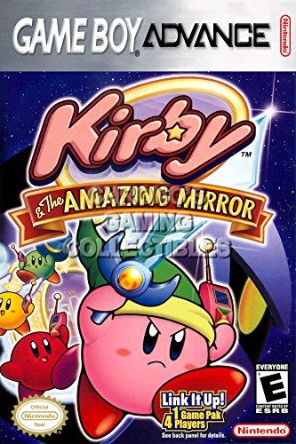 CGC Huge Poster - Kirby & the Amazing Mirror - Nintendo Game